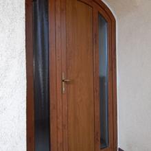 Atypické oblúkové dvere
